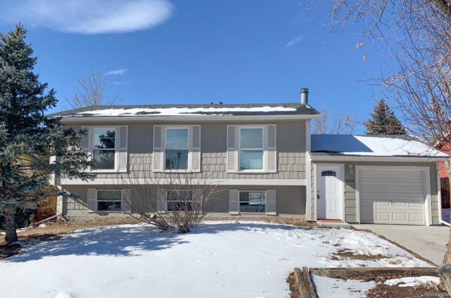 4419 S Xenophon Street, Morrison, CO 80465 (MLS #3489698) :: Bliss Realty Group