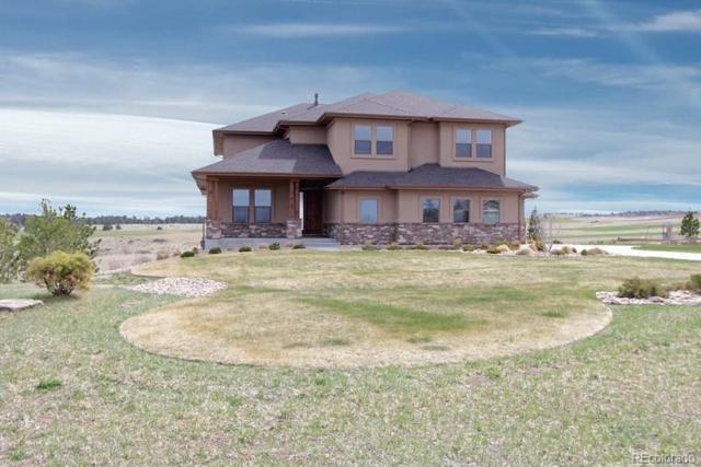 7628 Grande River Court, Parker, CO 80138 (#3538398) :: The Heyl Group at Keller Williams