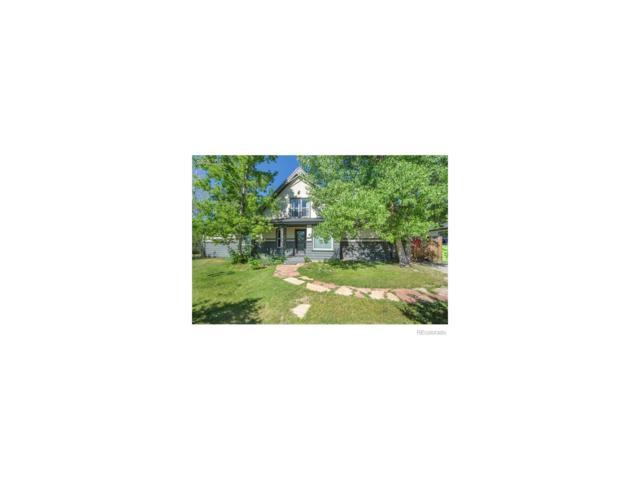 451 S Pine Street, Elizabeth, CO 80107 (MLS #3544943) :: 8z Real Estate