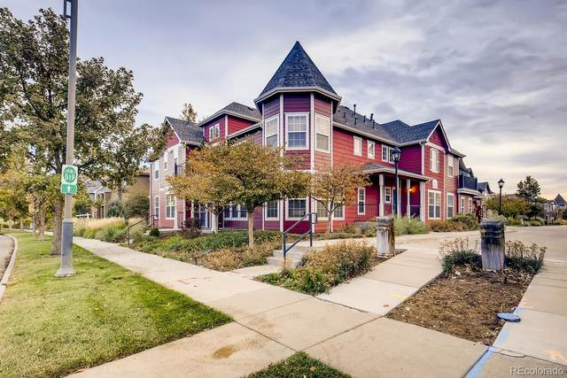 7777 E 23rd Avenue #1201, Denver, CO 80238 (MLS #3583308) :: 8z Real Estate