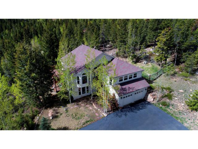 32271 Steven Way, Conifer, CO 80433 (MLS #3615534) :: 8z Real Estate