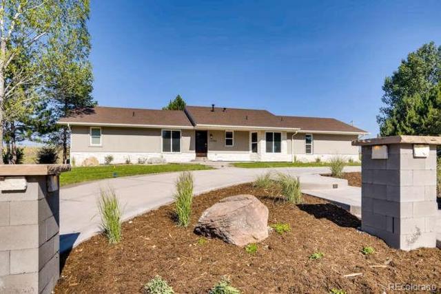 12950 N 6th Street, Parker, CO 80134 (MLS #3620359) :: 8z Real Estate