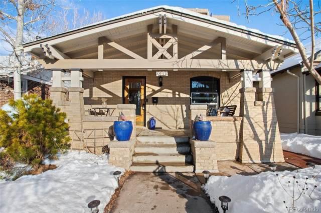 1012 Harrison Street, Denver, CO 80206 (#3640288) :: Colorado Home Finder Realty