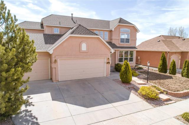 5645 Whiskey River Drive, Colorado Springs, CO 80923 (#3658958) :: The Peak Properties Group