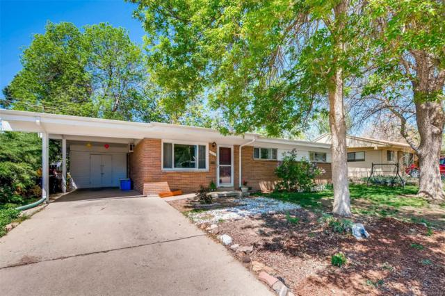 6155 Cody Street, Arvada, CO 80004 (#3777515) :: The Pete Cook Home Group