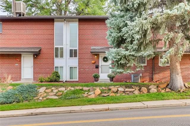 235 E Iliff Avenue, Denver, CO 80210 (MLS #3786768) :: Keller Williams Realty