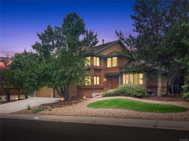 8037 S Leyden Street, Centennial, CO 80112 (#3837924) :: The Galo Garrido Group