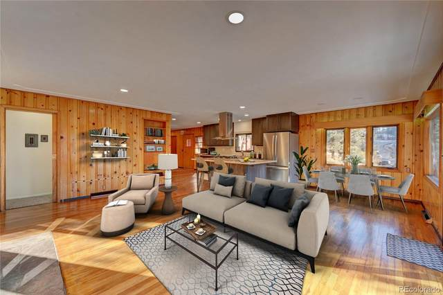 1008 Valley Road, Evergreen, CO 80439 (#3849848) :: Venterra Real Estate LLC