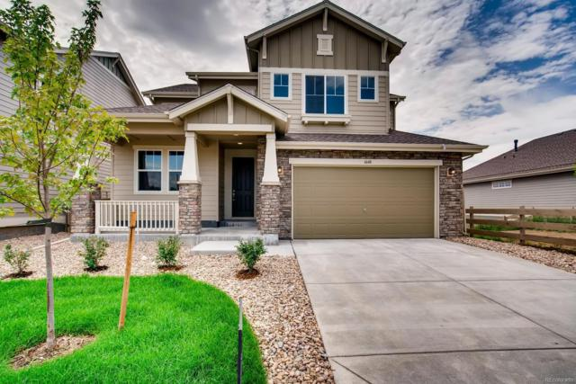 6648 W Jewell Place, Lakewood, CO 80227 (#3889136) :: HomePopper