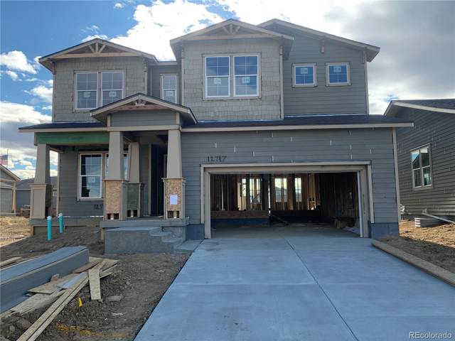 12717 Canoe Street, Firestone, CO 80504 (#3974167) :: The Dixon Group