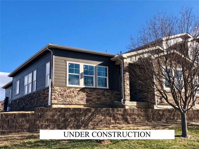 15501 E 112th Avenue 1A, Commerce City, CO 80022 (MLS #3994082) :: 8z Real Estate