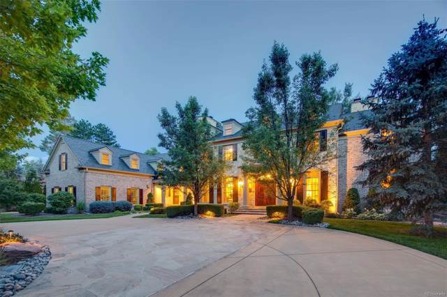 40 Polo Club Circle, Denver, CO 80209 (#4038433) :: The HomeSmiths Team - Keller Williams