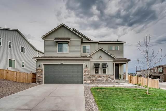 4810 Basalt Ridge Circle, Castle Rock, CO 80108 (MLS #4071177) :: 8z Real Estate