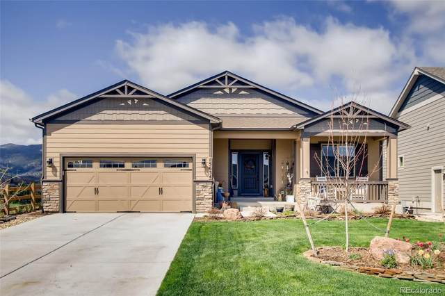 15634 Blue Pearl Court, Monument, CO 80132 (#4073783) :: Berkshire Hathaway Elevated Living Real Estate