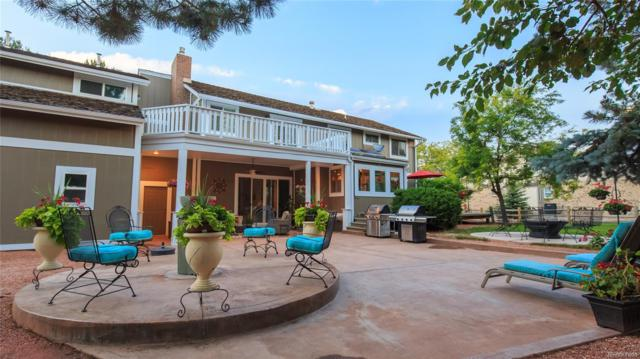 15704 E Saratoga Place, Aurora, CO 80015 (#4087271) :: The Peak Properties Group