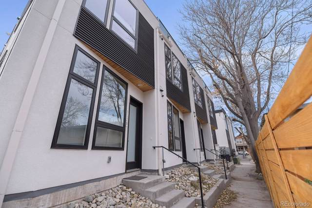 3124 N Gilpin Street, Denver, CO 80205 (MLS #4142240) :: Bliss Realty Group
