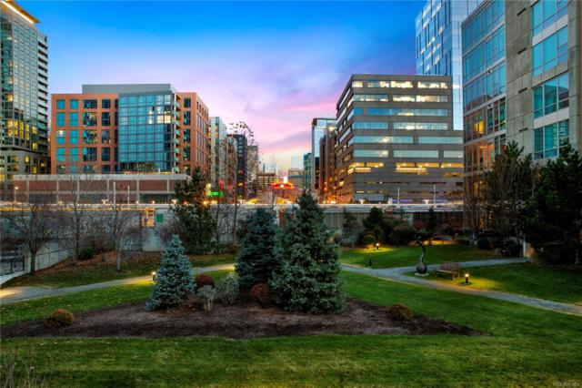 1690 Bassett Street #9, Denver, CO 80202 (MLS #4185779) :: Bliss Realty Group