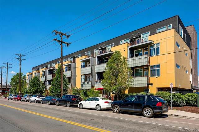 3101 Blake Street #210, Denver, CO 80205 (#4193728) :: Sultan Newman Group