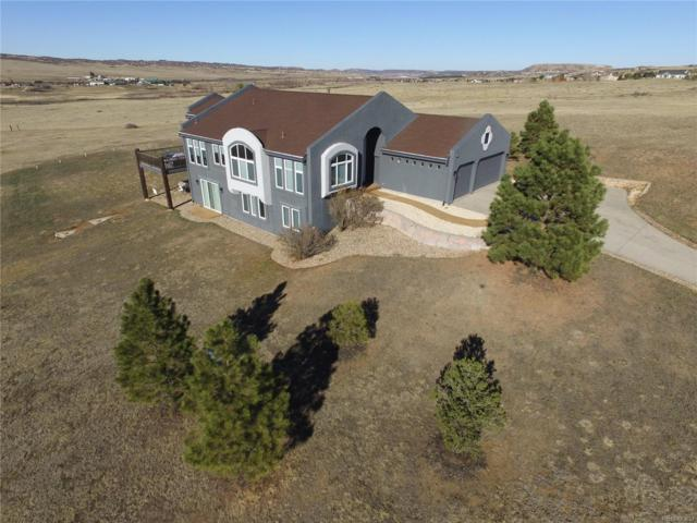 455 Bell Star Circle, Castle Rock, CO 80104 (#4204469) :: Sellstate Realty Pros