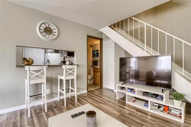 6650 E Arizona Avenue #126, Denver, CO 80224 (#4205569) :: Chateaux Realty Group