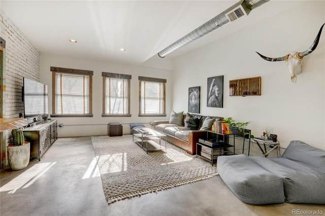 117 Elati Street #3, Denver, CO 80223 (MLS #4211400) :: Stephanie Kolesar