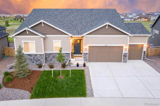 7515 Greenwater Circle, Castle Rock, CO 80108 (#4212895) :: The HomeSmiths Team - Keller Williams