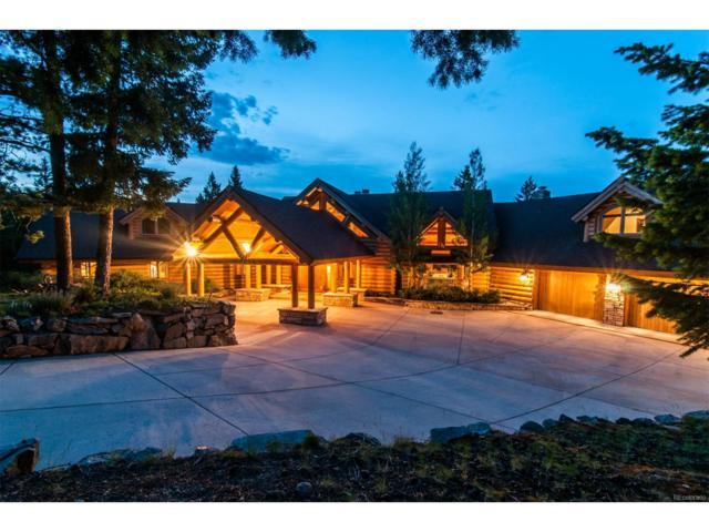 590 W Meadow Road, Evergreen, CO 80439 (MLS #4243971) :: 8z Real Estate