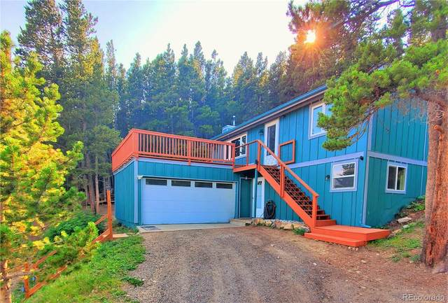 11 Harris Drive, Idaho Springs, CO 80452 (#4307408) :: Own-Sweethome Team