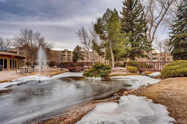 1304 S Parker Road #338, Denver, CO 80231 (#4337530) :: Compass Colorado Realty