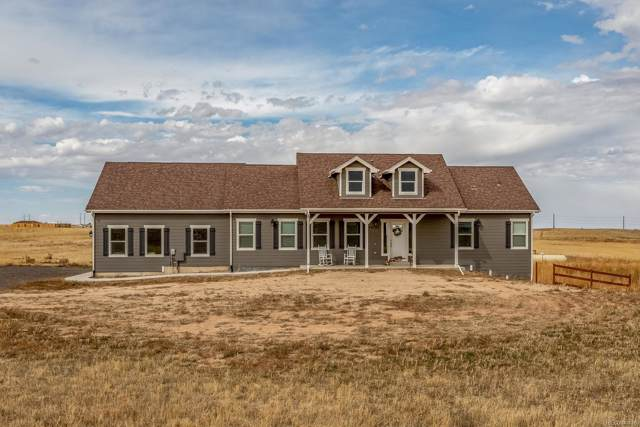 49799 E Maplewood Place, Bennett, CO 80102 (#4361291) :: Bring Home Denver with Keller Williams Downtown Realty LLC