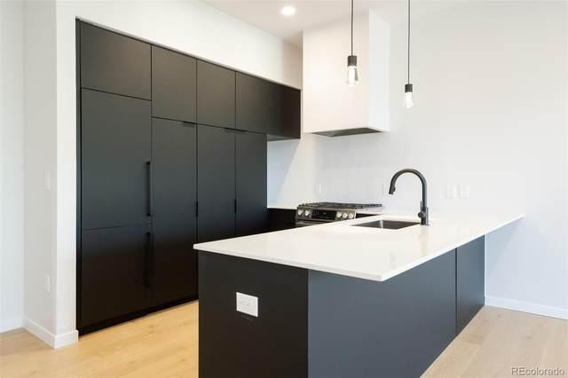 1790 N Gaylord Street #302, Denver, CO 80206 (MLS #4410387) :: 8z Real Estate