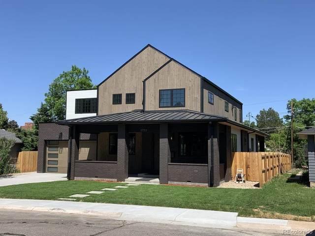 2732 S Jackson Street, Denver, CO 80210 (#4436179) :: Berkshire Hathaway HomeServices Innovative Real Estate