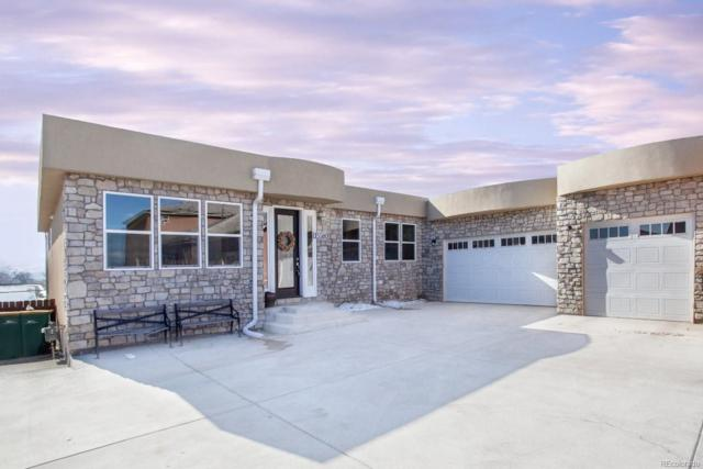 15580 W 48th Avenue, Golden, CO 80403 (#4486146) :: The Heyl Group at Keller Williams