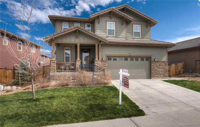 10364 Kenneth Drive, Parker, CO 80134 (#4491857) :: West + Main Homes
