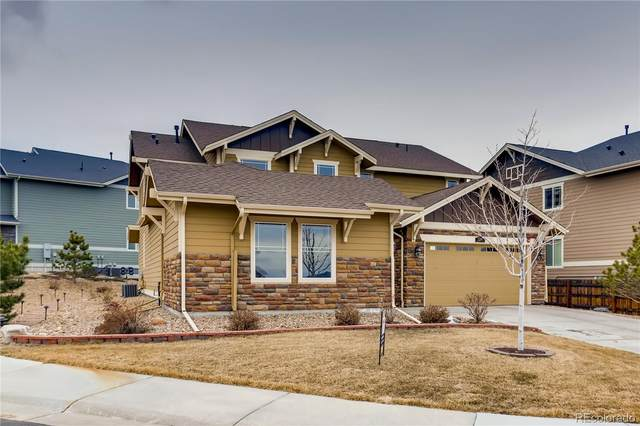1595 Bent Wedge Point, Castle Rock, CO 80109 (MLS #4496029) :: 8z Real Estate