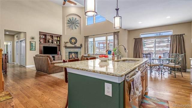 2455 Fairwaywood Circle, Castle Rock, CO 80109 (#4503434) :: The HomeSmiths Team - Keller Williams