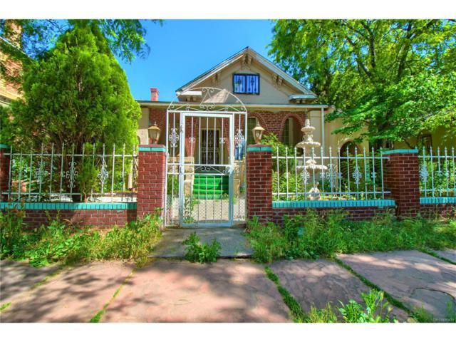 2834 Curtis Street, Denver, CO 80205 (#4529435) :: The Peak Properties Group