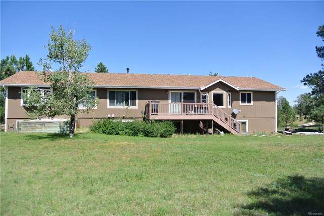 29495 County Road 93, Ramah, CO 80832 (MLS #4536397) :: Bliss Realty Group