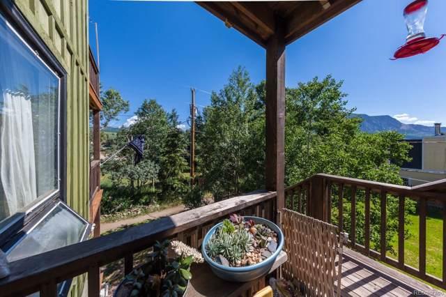 421 Whiterock Avenue #4, Crested Butte, CO 81224 (#4546141) :: HomePopper