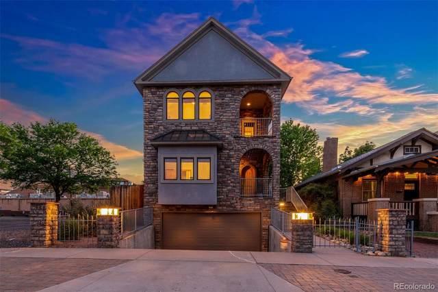 1547 N Emerson Street, Denver, CO 80218 (#4577159) :: Stephanie Fryncko | Keller Williams Integrity
