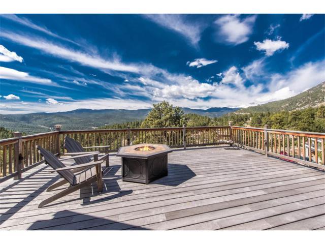 127 Granite Way, Evergreen, CO 80439 (MLS #4636851) :: 8z Real Estate