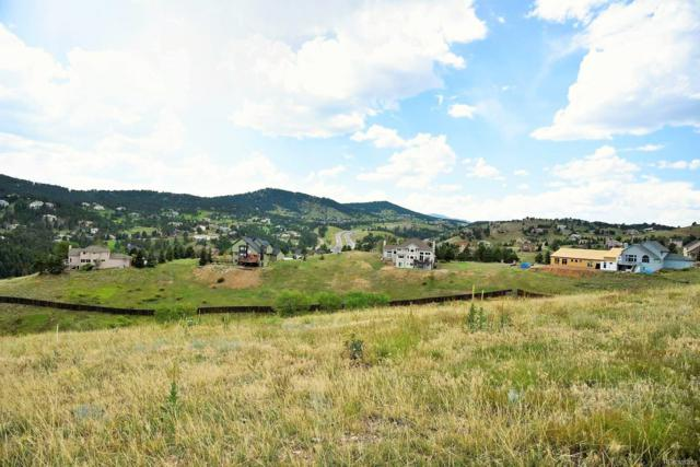 495 Mt. Evans Vista Road, Golden, CO 80401 (#4645849) :: Berkshire Hathaway Elevated Living Real Estate