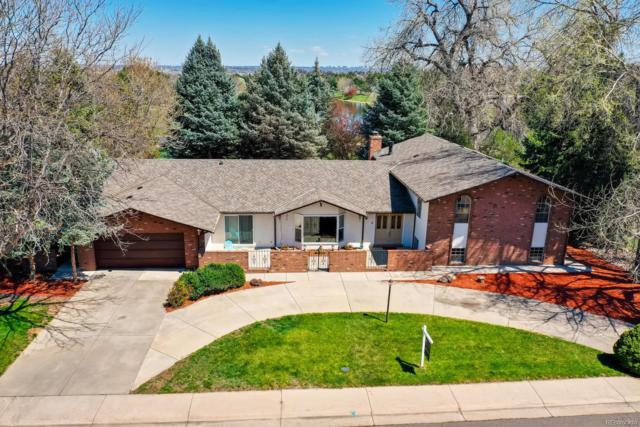 3928 S Ames Way, Denver, CO 80235 (#4646013) :: The Heyl Group at Keller Williams