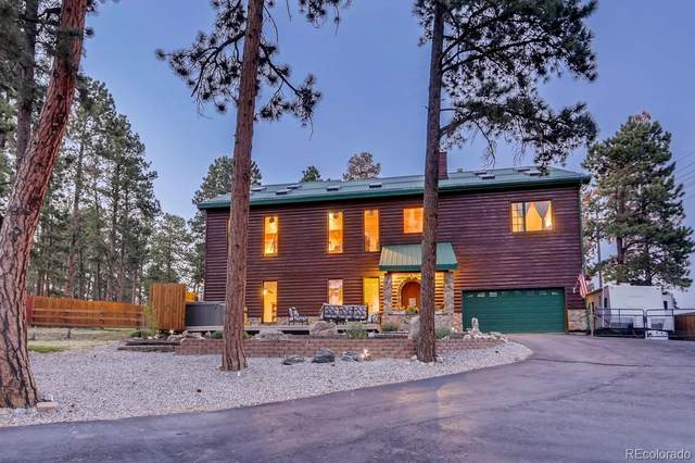 26701 Barkley Road, Conifer, CO 80433 (MLS #4654549) :: 8z Real Estate