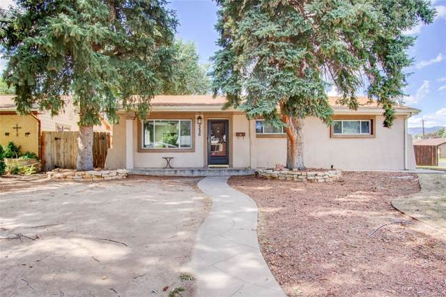 3226 Poinsetta Drive, Colorado Springs, CO 80907 (MLS #4661358) :: 8z Real Estate