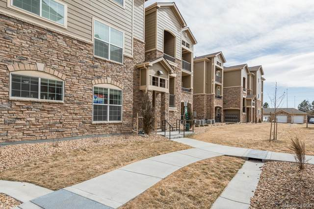 9227 Rolling Way #108, Parker, CO 80134 (#4734774) :: The HomeSmiths Team - Keller Williams