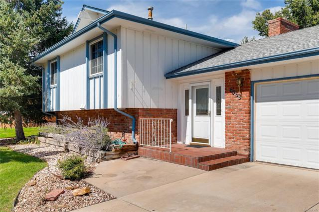 6069 S Marshall Drive, Littleton, CO 80123 (#4738459) :: Sellstate Realty Pros