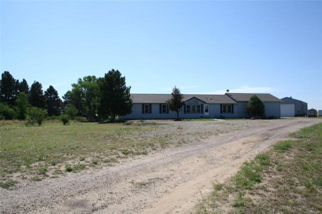 1160 County Road 61, Keenesburg, CO 80643 (MLS #4802018) :: 8z Real Estate