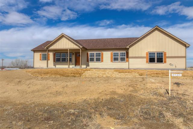 153 W 6th Place, Byers, CO 80103 (MLS #4857603) :: Bliss Realty Group