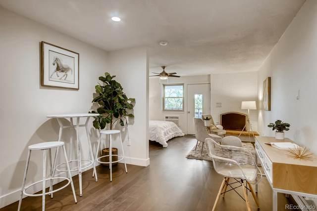 1233 N Ogden Street #607, Denver, CO 80218 (#4888274) :: Chateaux Realty Group